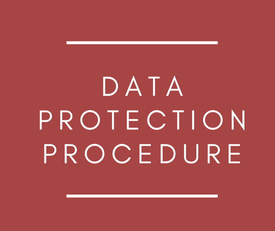 Data Protection Procedure for Allstaff Recruitment in Bedford