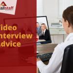 Allstaff recruitment guide to Video interviews