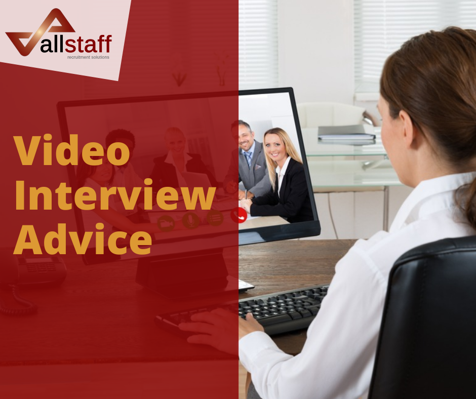 Allstaff recruitment guide to Video interviews