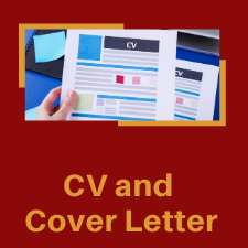 Write a specific CV and cover letter with Allstaff recruitment