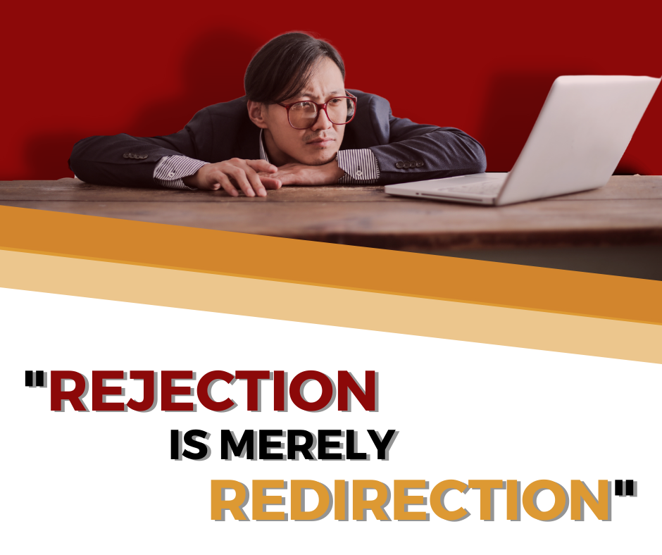 Allstaff recruitment Bedfrod and Milton Keynes guide on how to help with Overcoming Rejection